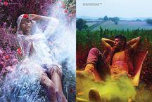 Rainbow Photo shoot Concepts