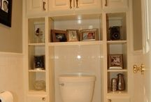 Wc storage area