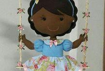 Balanço boneca