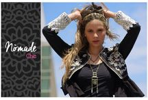 Indian Embroidered Jackets-Nómade chic / Indian embroidery jacket