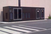 Impianto Borgomanero / impianto fotovoltaico industriale da 1 MW realizzato su porzione di copertura di azienda energivora