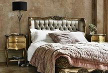 Sleeping beauty / Bedrooms, design, details, relaxation, beds