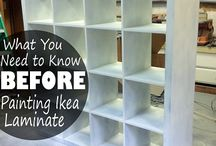 Ikea hacks / Stuff to do to make IKEA furniture your own designs