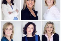 Business Portraits / Business portraits should reflect the industry you are in and be professional, open and welcoming.