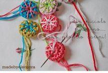 buttons crochet