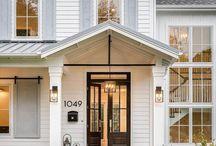 maison peinture exterieure