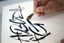 Calligraphy / by francesca