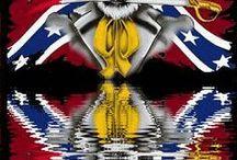 Rebell-flagg