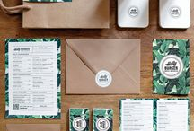 Stationery Design / by Catherine Winter