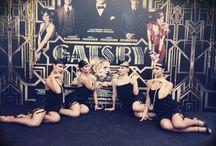 """PRESENTACION """"EL GRAN GATSBY"""" / El Gran Gatsby en el Círculo de Bellas Artes."""