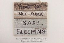 Baby Sleeping Signs