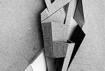 Maqueta abstracta