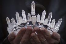 coronas de cuarzo