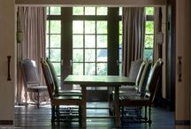Dining Rooms / A collection of dining rooms designed by Lionel Jadot