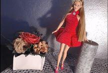 vestiti e accessori barbie