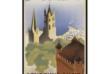 Swiss Travel Posters