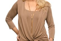 Great Tops for the Mature Woman / Blouses and skirts that are complimentary for the older woman (over 40)