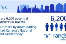 National Demand for Employees / by Randstad Canada