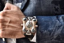 Wristshots / A selection of our favourite wristshots featuring MB&F watches