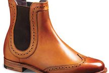 Barker Ladies Shoes & Boots / by A Farley Country Attire