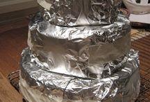 Empacado de pastel / Envoltura