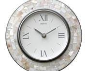 mosaic clocks