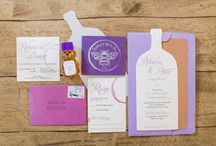 Type A Wedding Invitations / All invitations featured here were custom designed and created by Type A Invitations. © 2018 All Rights Reserved.