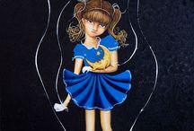 Rigoberto Castro - Rigo-Art / Arte al Óleo de Rigoberto Castro -Rigo-Art -Colección: Dolls  -www.rigoart.com -rigoyarte@gmail.com