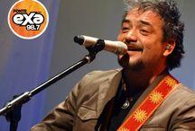 Raúl Ornelas / En concierto.