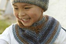 strikketøj børn