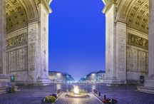Paris and France / by Sara Busch-Florent