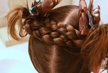 Hair Hair & More Hair / by Caitlyn Sherwood