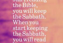Sabbath Quotes