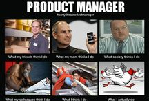 Cranky Product Manager - humor / Comics, video, memes and other images to make the software product manager or product marketer laugh, or at least giggle a little while simultaneously crying.  Topics include product management, product marketing, agile software development, startups, silicon valley, and occasional working mom humor.  For funny-sad-cranky stories of product management in the trenches, read my blog at blog.sueraisty.com. / by The Cranky Product Manager aka Sue Raisty