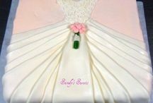 Mary rose maier / Bridal gown cake / by Mary Rose Maier