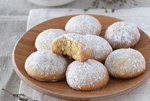 Dulces tentaciones: Galletas, Cookies, Scones, Magdalenas, Muffins, Tortitas, Rosquillas, Torrijas