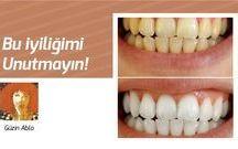 sağlık dişler