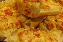 Yummy stuff! / by Mendy Glavas