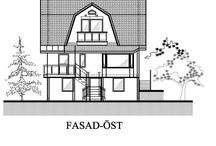 Traditionella Bohuslänska Arkitektur / Ritningar  från traditionella hus i  Malmön - Lysekil