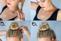 hair styles;)