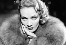 The Blue Angel / Marlena Dietrich / by Carol Price