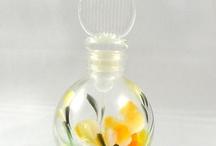 Glass, bottles...so pretty