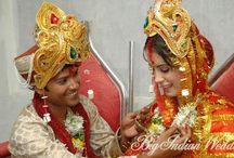 Oriya, Indian Weddings / Photos, images and interviews on NRI Oriya weddings.