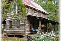 Cabin Love / by Jennifer Ray Miller