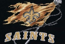 N.O. SAINTS / by James McCollum