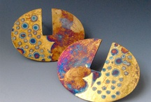 Jewelry: Color on Metal