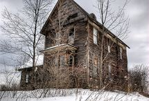 Old Houses / by Jared Kiley