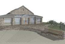Redevelopment Project / Plans and progress on the redevelopment of Braunton Countryside Centre