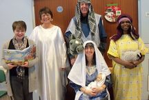 Open the Book / Telling a 10 minute Bible story to primary school children in their assembly