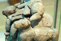 Femminile ancestrale - Çatal-Höyük